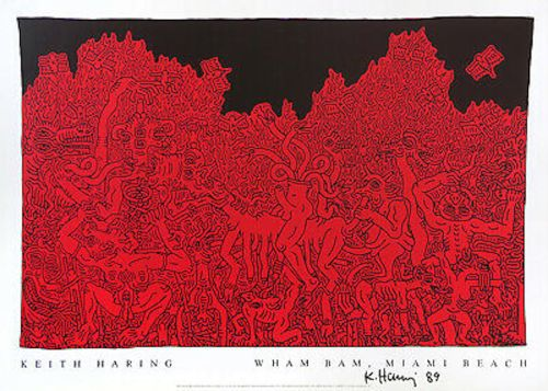 Keith-Haring-HAND-SIGNED-ORIGINAL-POSTER-1989-Wham.jpg